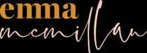 Emma McMillan Copywriter Logo