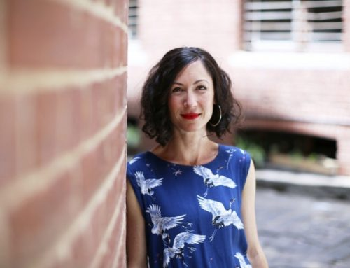 Emily Brewin, author