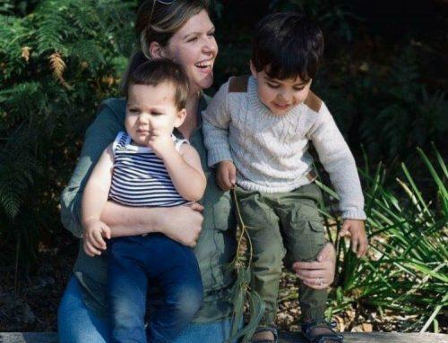 Sophie Walker, podcaster, Australian Birth Stories